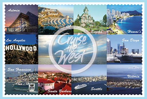 Cruise The West West Coast Cruise Ports Association - West coast cruises